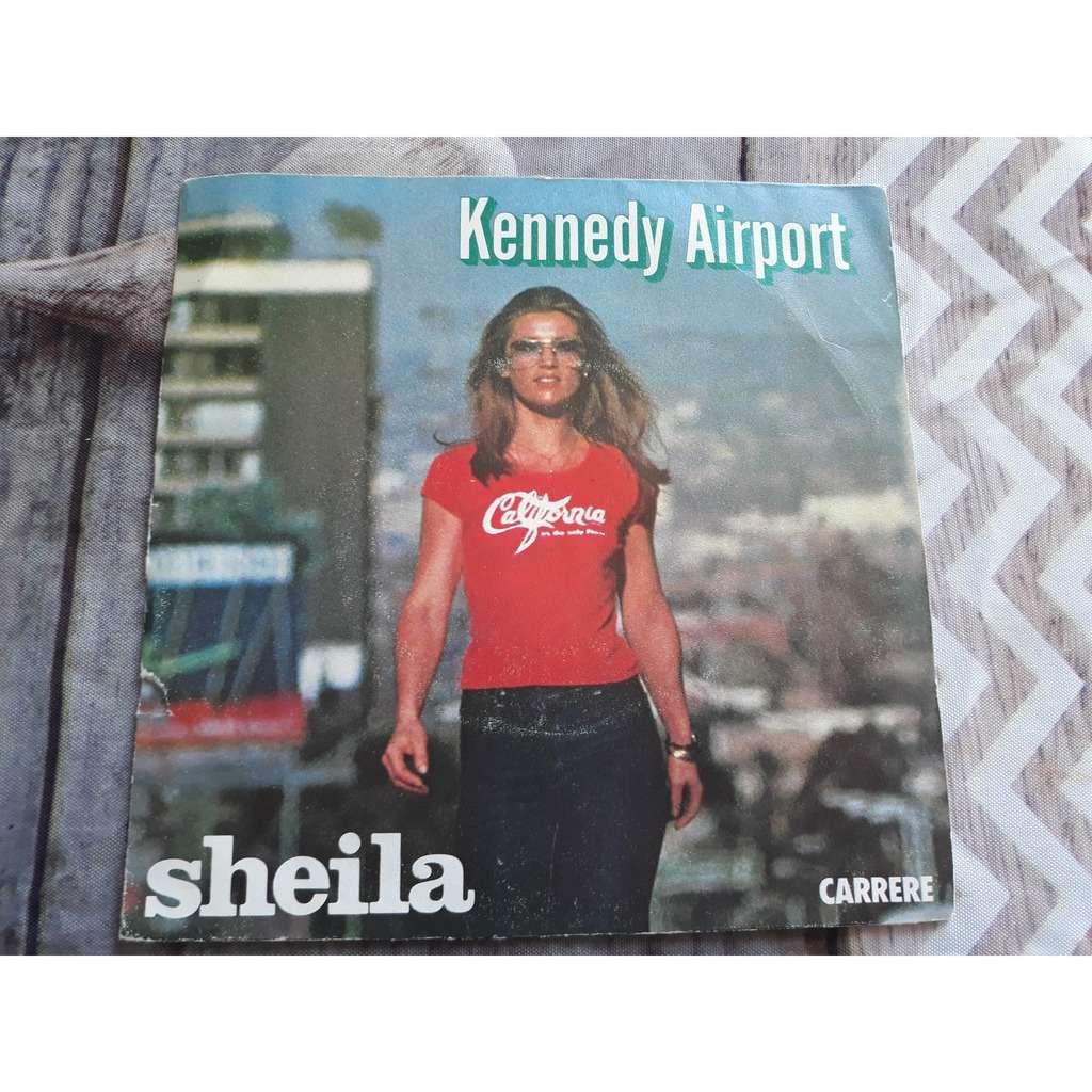 Sheila (5) - Kennedy Airport (7, Single) Sheila (5) - Kennedy Airport (7, Single)