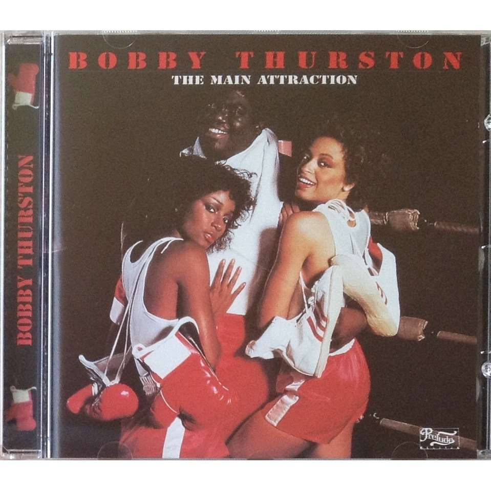 bobby thurston The main attraction