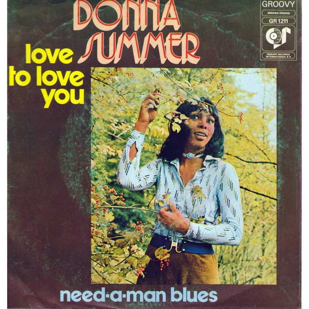 Donna Summer Love To Love You