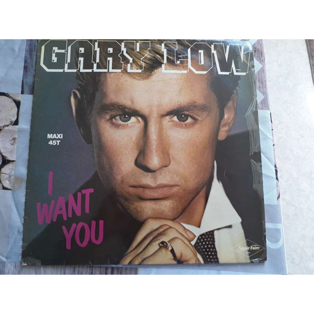 Gary Low - I Want You (12, Maxi) Gary Low - I Want You (12, Maxi)