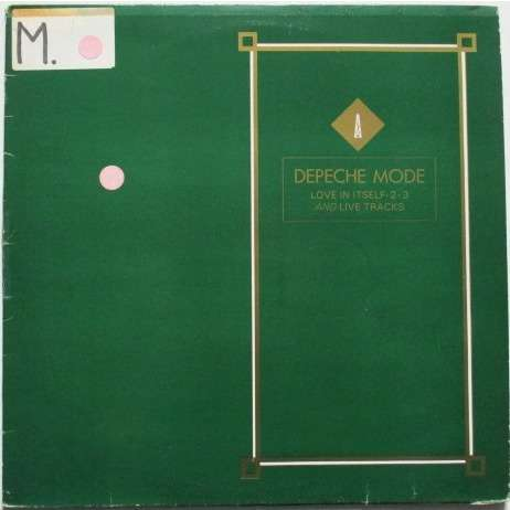 Depeche Mode Love in itself - 2 .3 and live tracks / just can t get enough