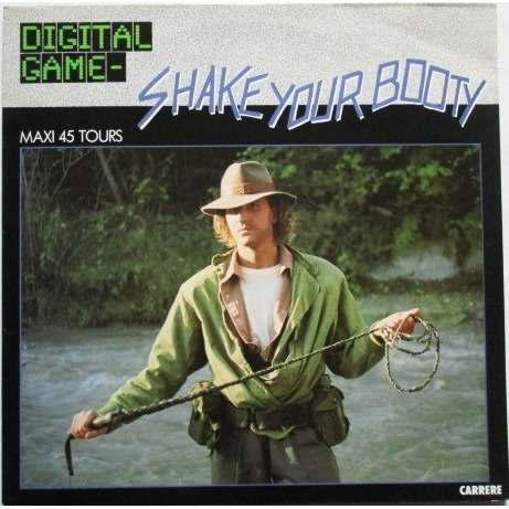 Digital Game Shake Your Booty