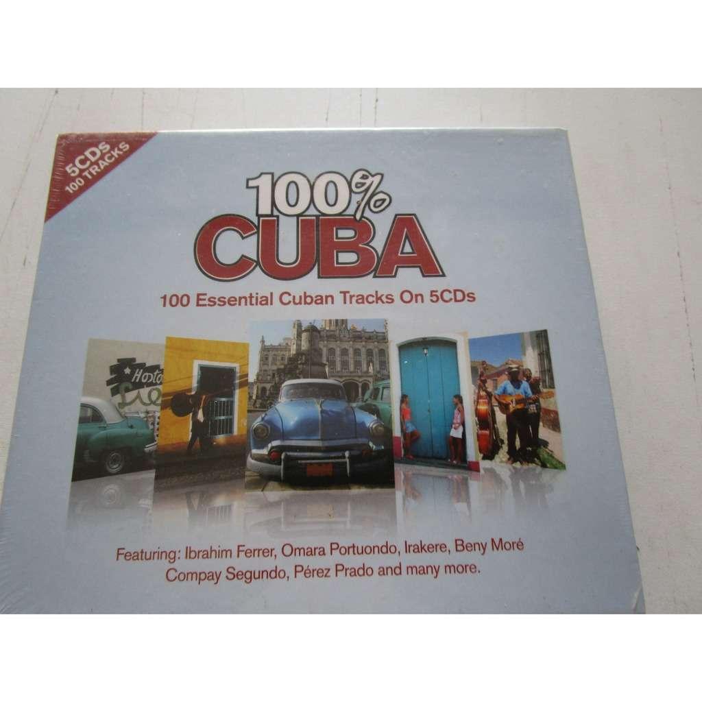 Ibrahim Ferrer-Omara Portuondo-Irakere....... 100% Cuba