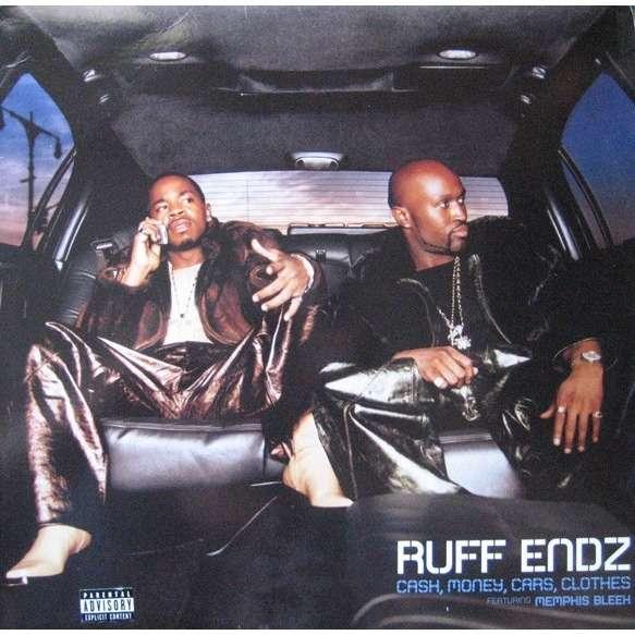RUFF ENDZ (feat. MEMPHIS BLEEK) cash , money , cars , clothes - 5mix