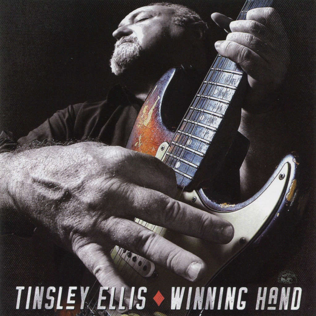Winning hand by Tinsley Ellis, CD with solarfire - Ref:119243960