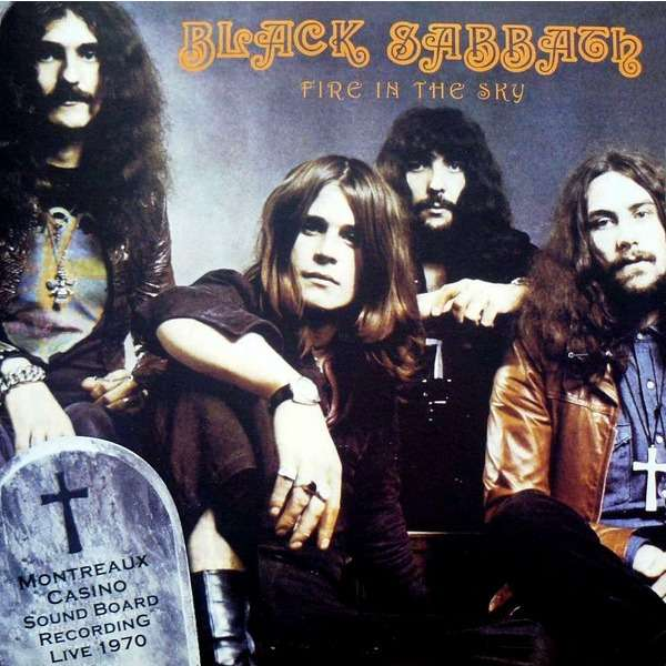 Black Sabbath Fire In The Sky (lp)