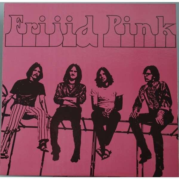 Frijid Pink Frijid Pink
