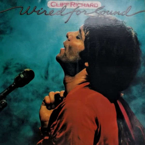 Wired for sound by Cliff Richard, LP with retro-discman - Ref:119245073