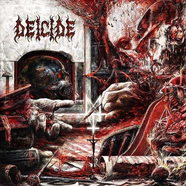 DEICIDE Overtures of Blasphemy. Black Vinyl