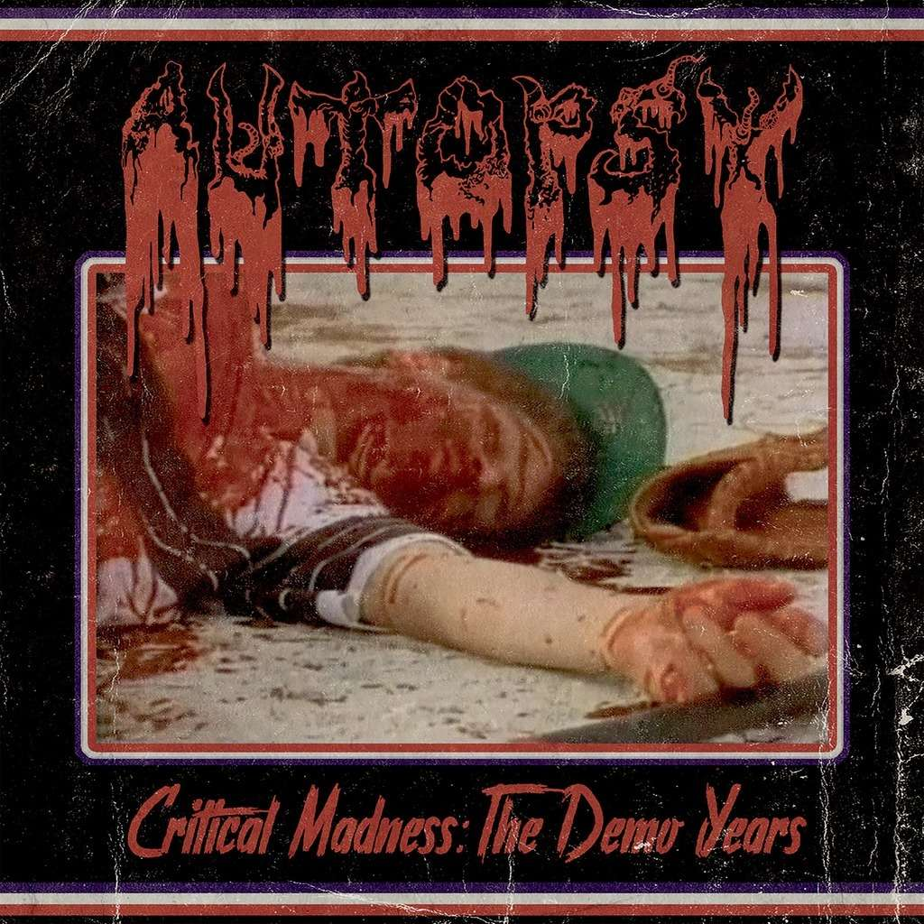 Autopsy Fiend For Blood Lp 180 220 Gr For Sale On
