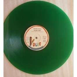 MARTIN CIRCUS I'VE GOT A TREAT - shine baby shine (disque couleur vert )