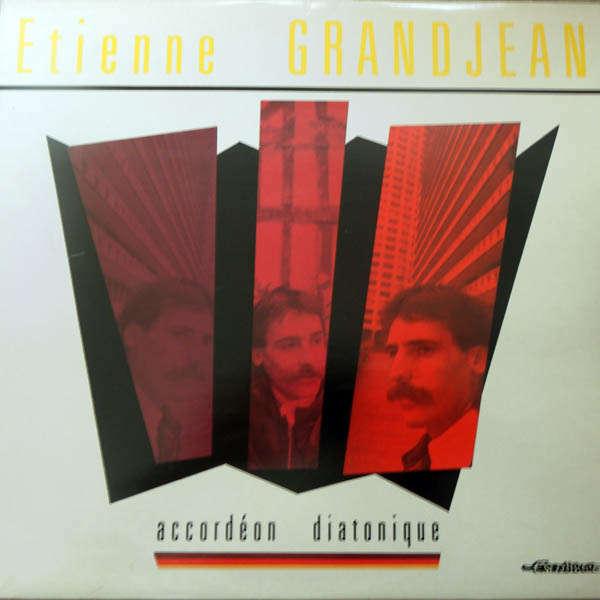 Etienne Grandjean Accodéon diatonique