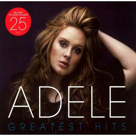 ADELE GREATEST HITS / LIVE AT THE ROYAL ALBERT HALL 2cd set in Digipak 2016 New & Sealed