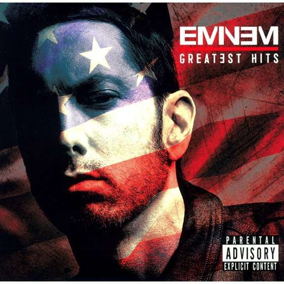 Greatest Hits By Eminem Cd X 2 With Love Music Ref