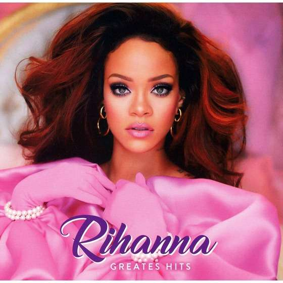 RIHANNA GREATEST HITS 2cd set in Digipak 2017 New & Sealed