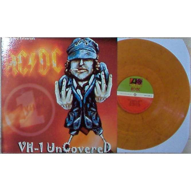 AC/DC VH-1 UnCovered (Uncut Rehearsals - VH1 Studio B London UK 05 07 1996)