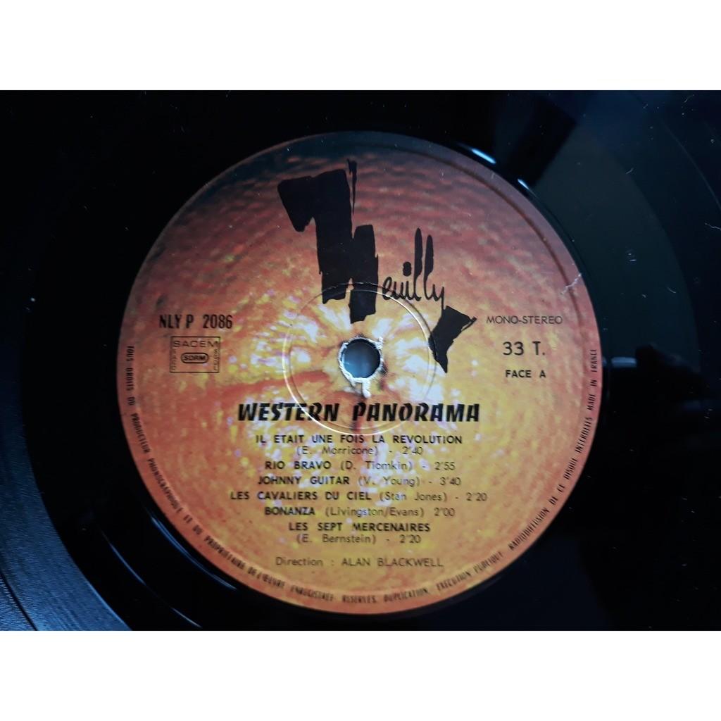 Alan Blackwell - Western Panorama (LP, Album) Alan Blackwell - Western Panorama (LP, Album)