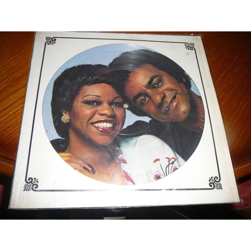 johnny mathis deniece williams that's what friends are for (picture disc)