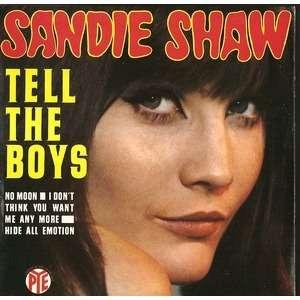 sandie shaw tell the boys + 3
