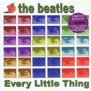 BEATLESEVERY LITTLE THING (8cd + cd rom + dvd box set)