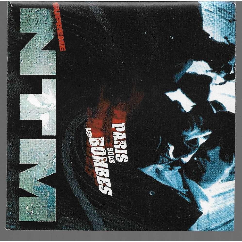 Supreme NTM Paris Sous Les Bombes [Bonus Tracks]