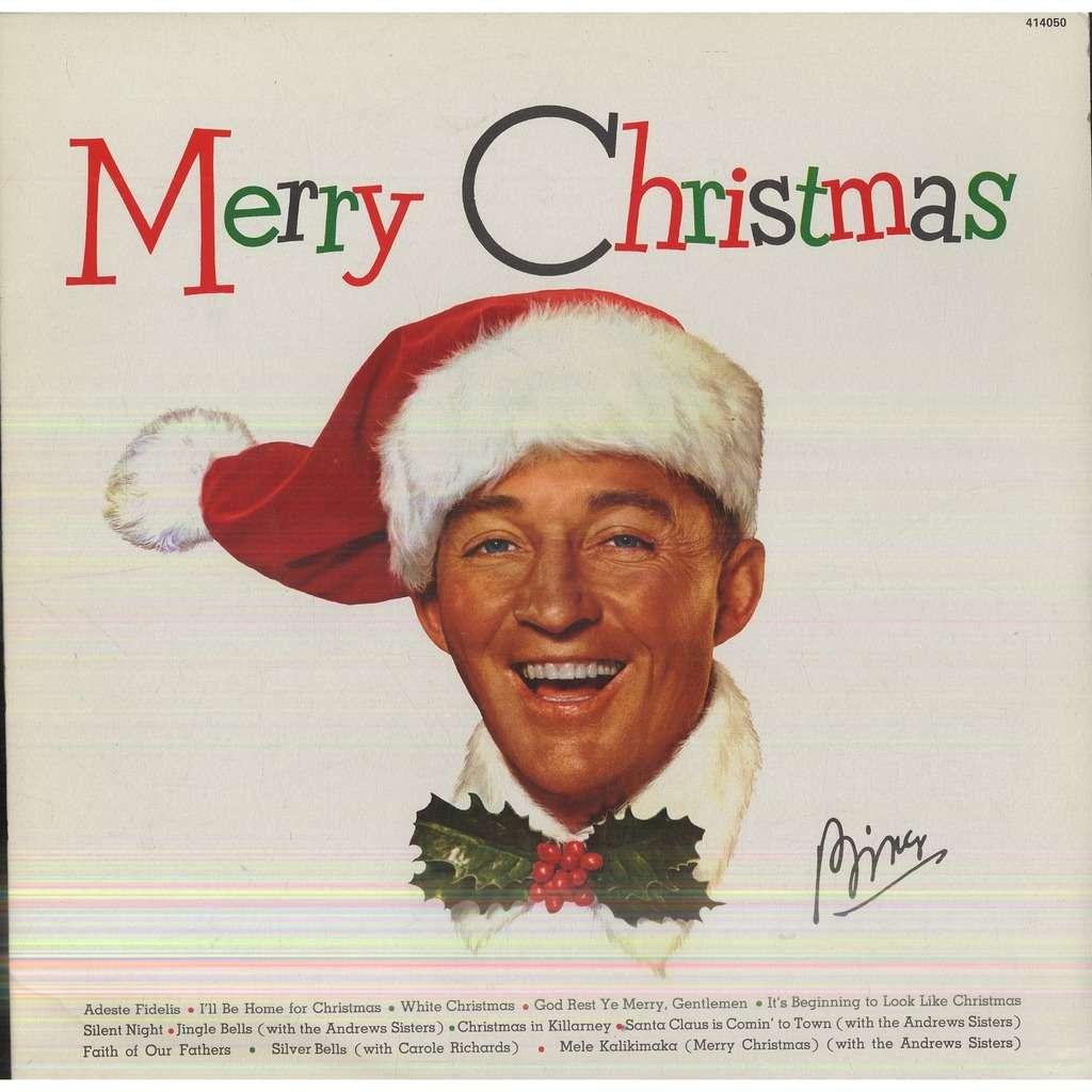 Bing Crosby Merry Christmas.Bing Crosby Merry Christmas