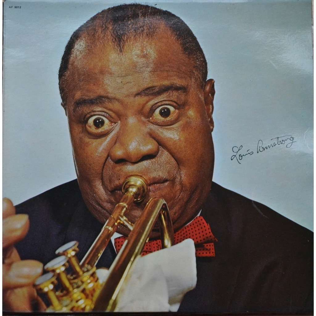 The Definitive Album By Louis Armstrong By Louis Armstrong