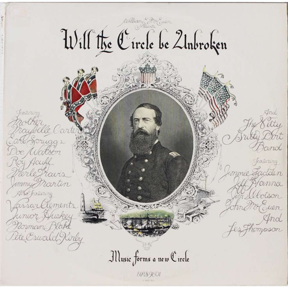 Will the circle be unbroken by Nitty Gritty Dirt Band , LP x 3 ...