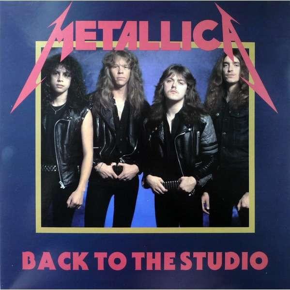 Metallica Back to the Studio