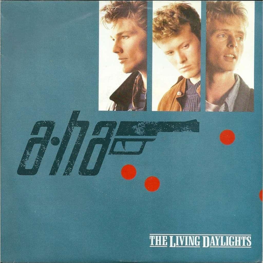 A-ha The living daylights