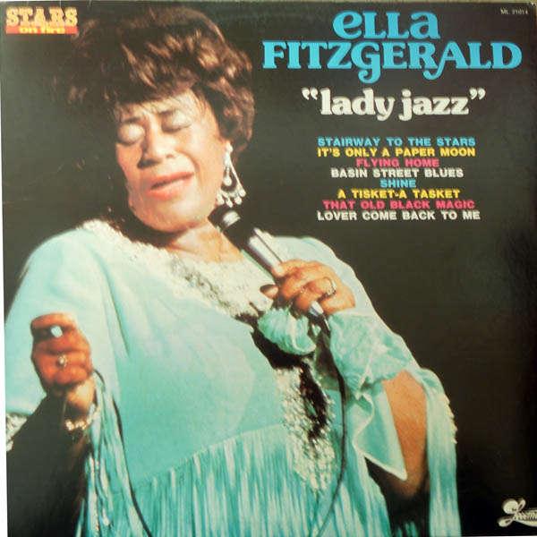 ella fitzgerald Lady jazz