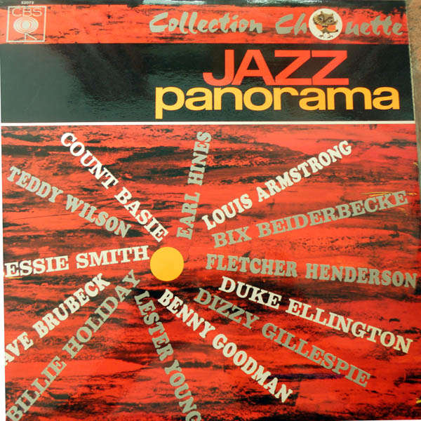 Louis Armstrong, Count Basie, etc... Jazz panorama