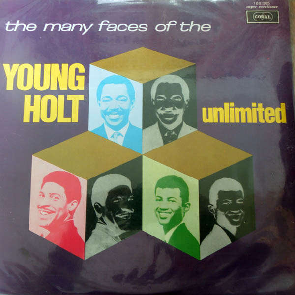 young holt unlimited The many faces of the...
