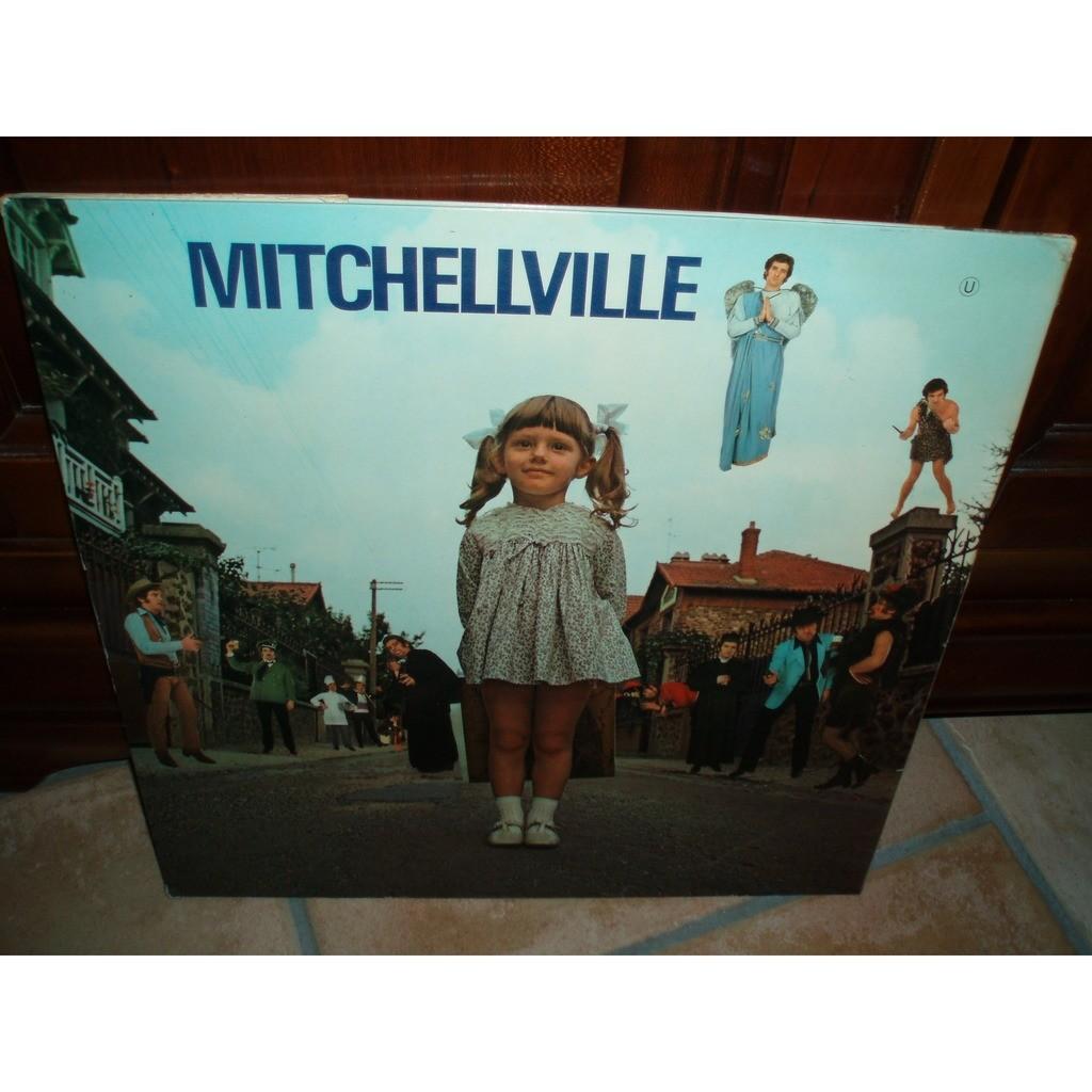 eddy mitchell MITCHELLVILLE
