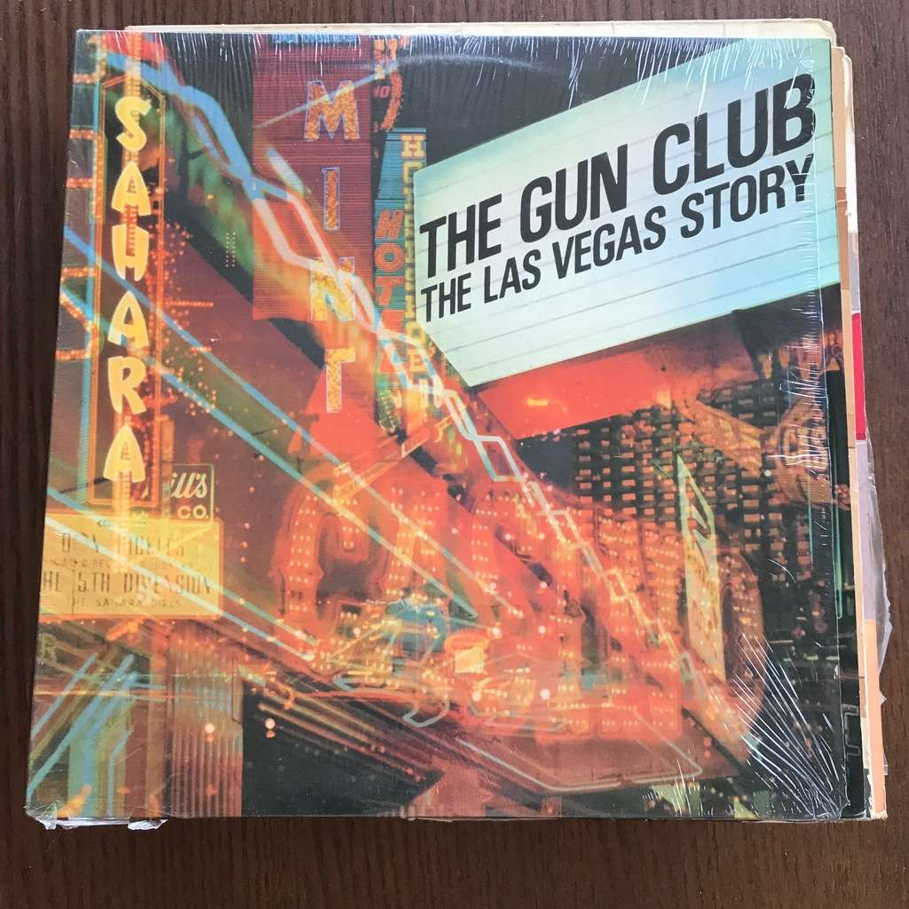 GUN CLUB THE LAS VEGAS STORY