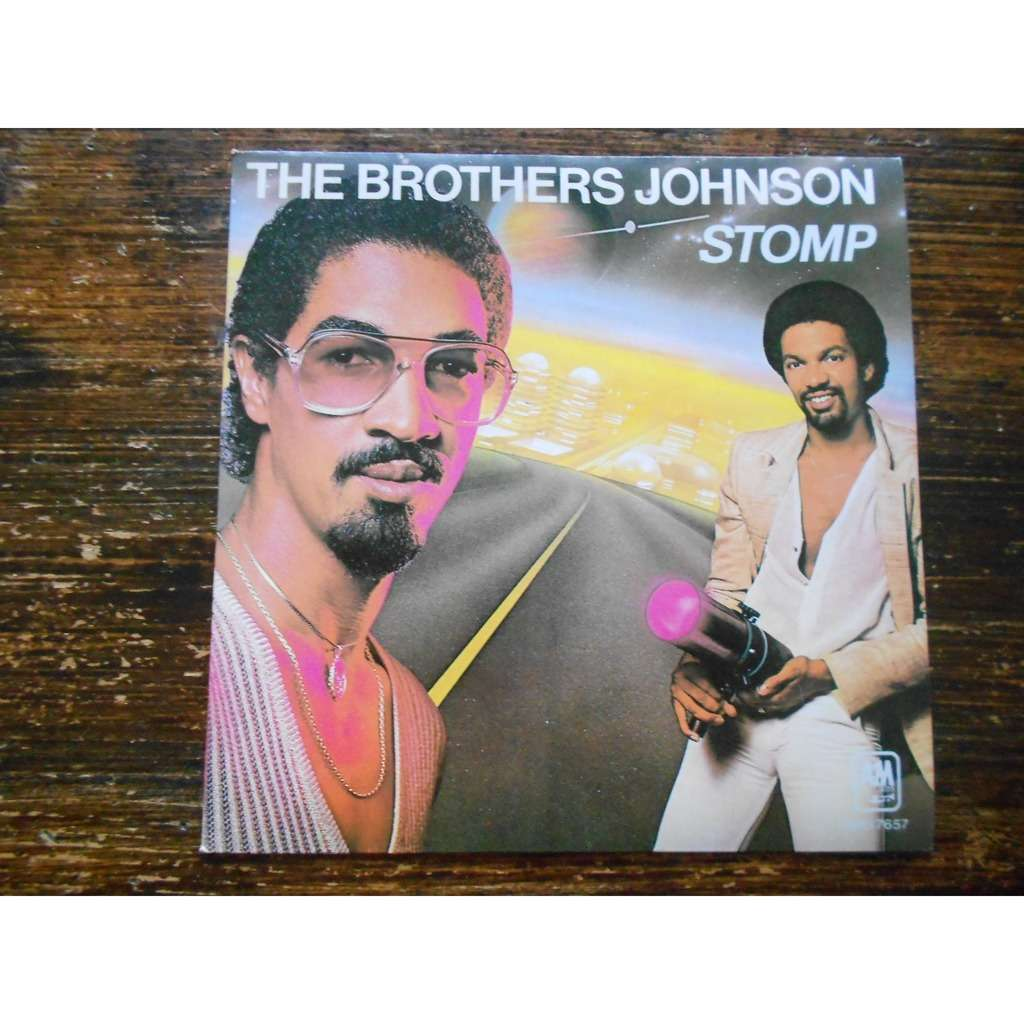 brothers johnson stomp - let's swing