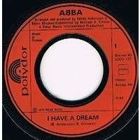 ABBA I HAVE A DREAM / TAKE A CHANCE ON ME (Live Version )(Special Christmas Souvenir Edit.)