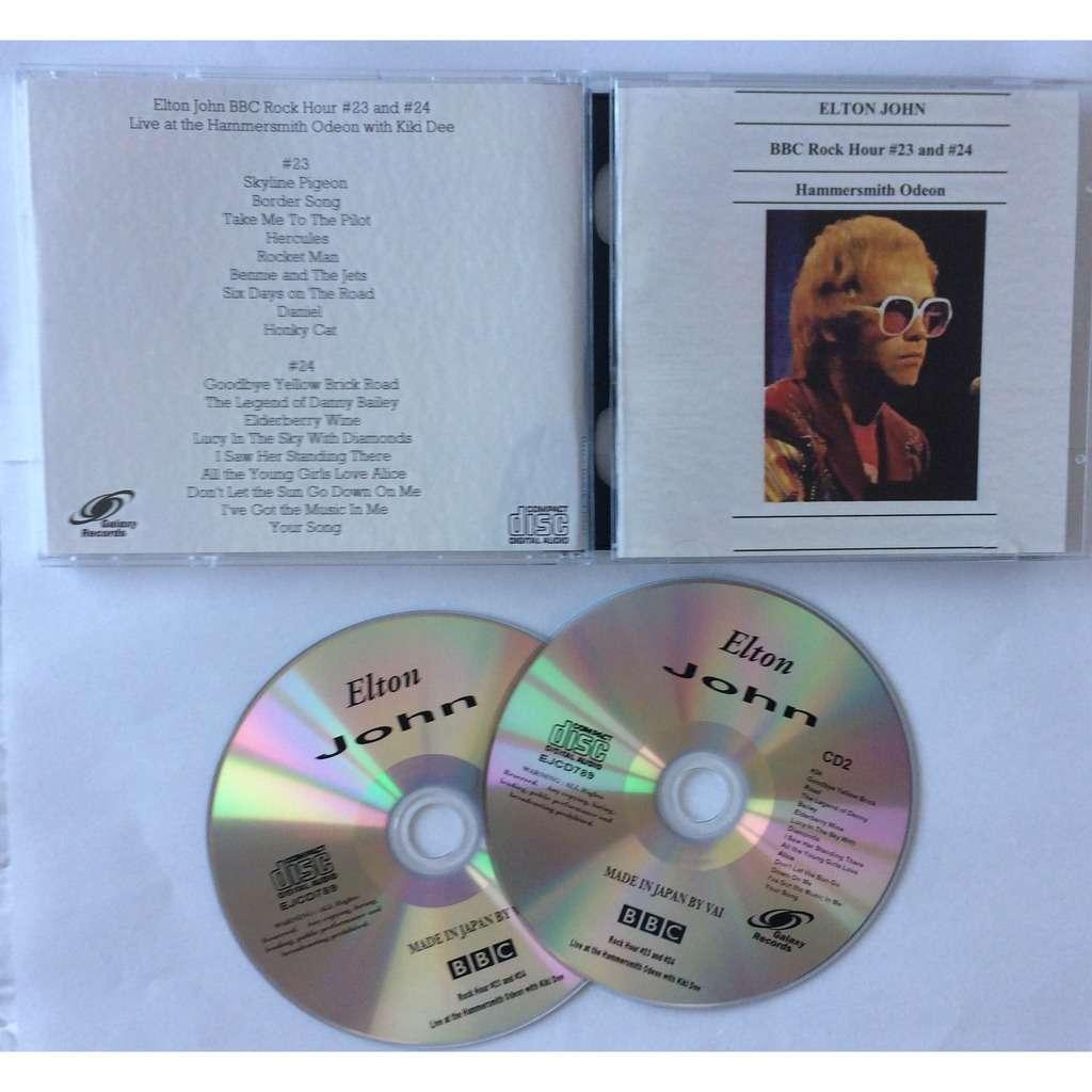 Elton John HAMMERSMITH ODEON 1976