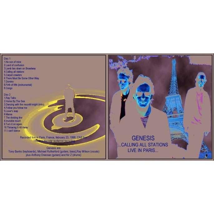 GENESIS BERCY 1998