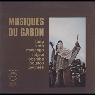 Musiques Du Gabon Fang, Pygmée, Kota...