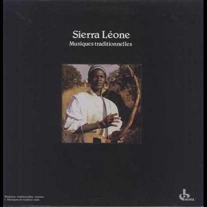 Sierra Leone Musiques Traditionnelles
