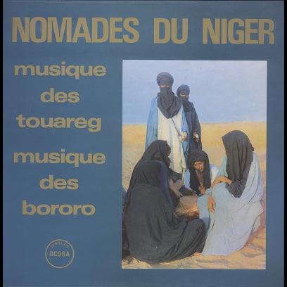 Nomades Du Niger Musique Des Touareg / Musique Des Bororo