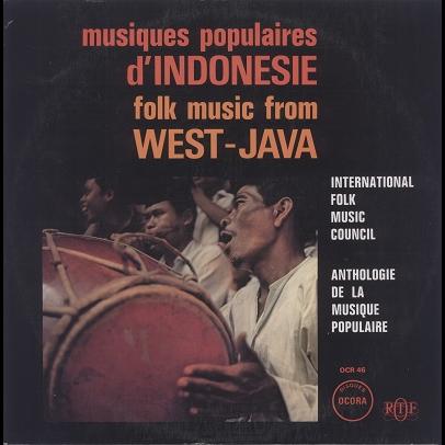 Indonesie West Java, folk music