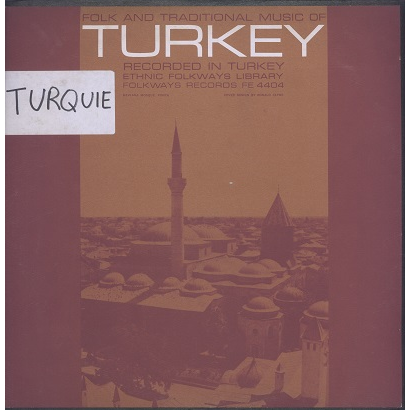 Turkey Folk and traditional music