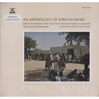 Chad - Tchad Music of Kanem