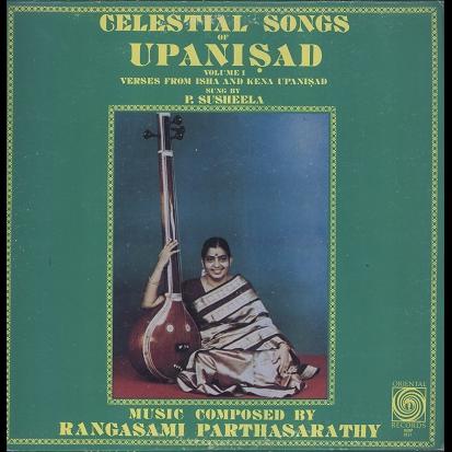 P. Susheela Celestial Songs of Upanisad vol.1