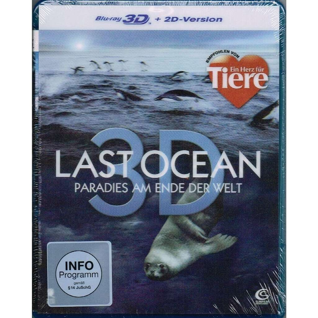 Ross Sea Antarctica, Plan 9 Last Ocean 3D - Das Rossmeer - Paradies am Ende  der Welt - Hologram Edition (The Last Ocean)