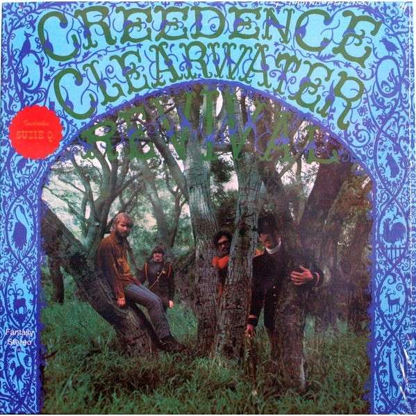 creedence clearwater revival creedence clearwater revival (first lp / HQ vinyl / 180gr.)