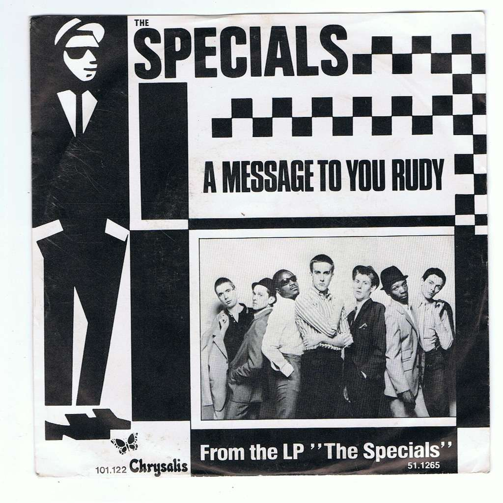 SPECIALS A MESSAGE TO YOU RUDY / NITE KLUB