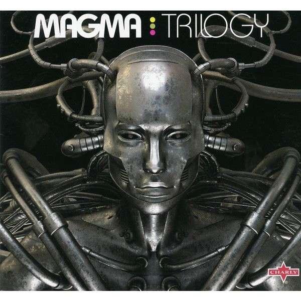 magma TRILOGY (live / udu wudu / attahk) digipack-